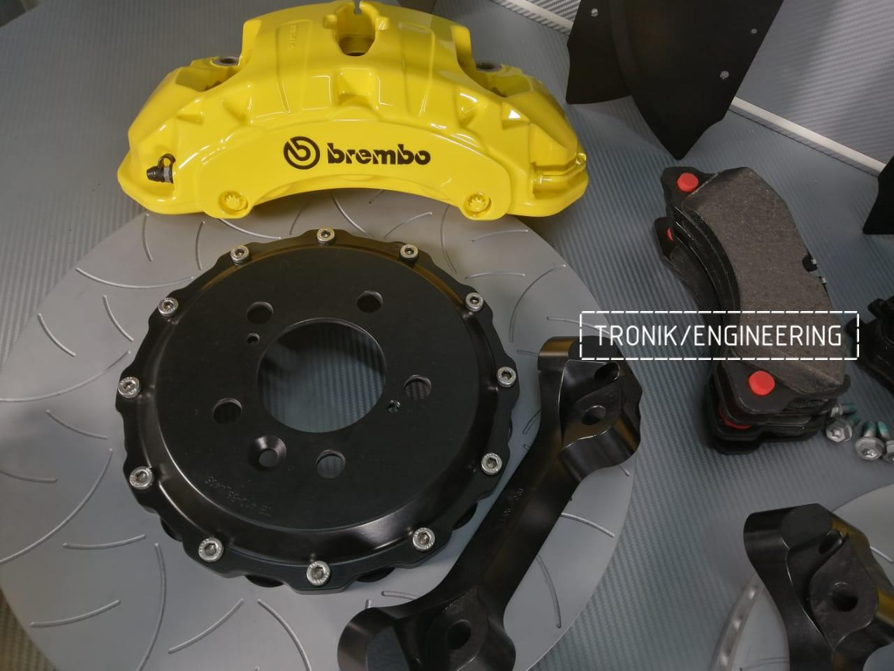 Тормозная система Land Rover L405. pic 11
