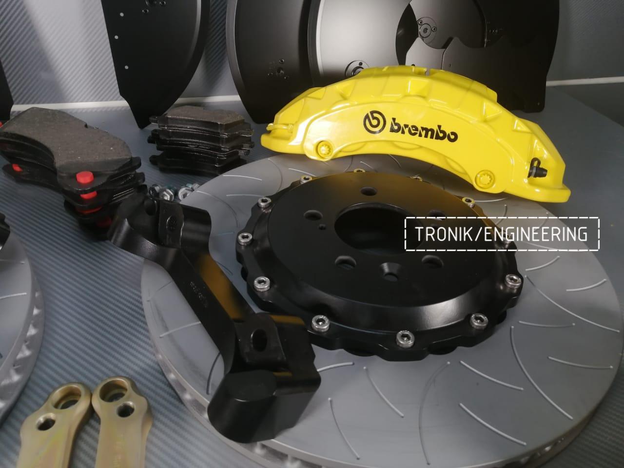 Тормозная система Land Rover L405. pic 13