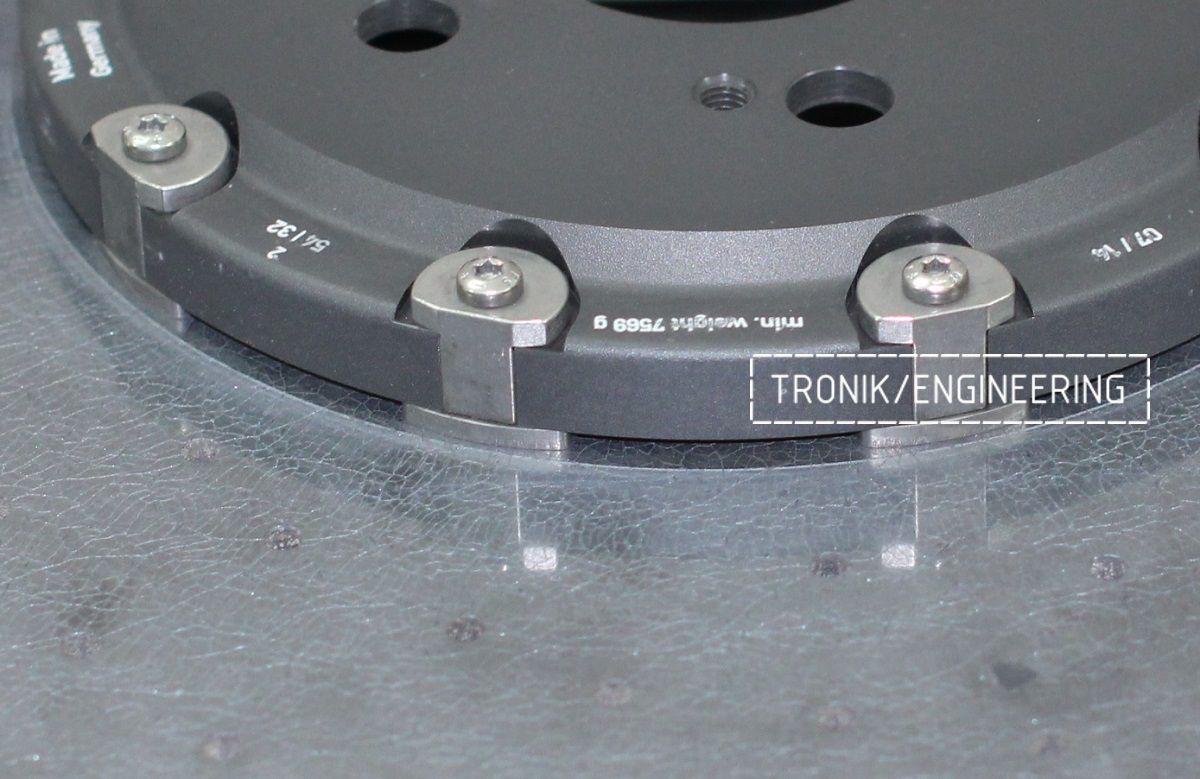Материалы и конструкция тормозных дисков. Фотография 4