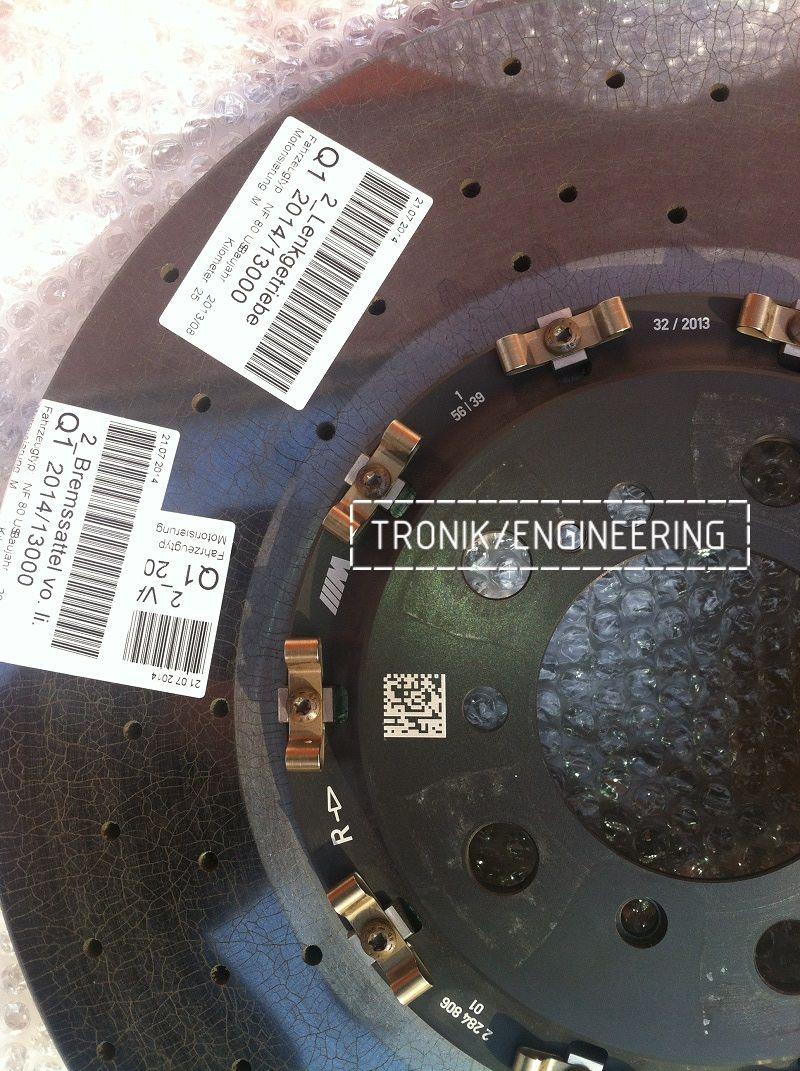 Керамические тормозные диски M Carbon на любой BMW. Фотография 3