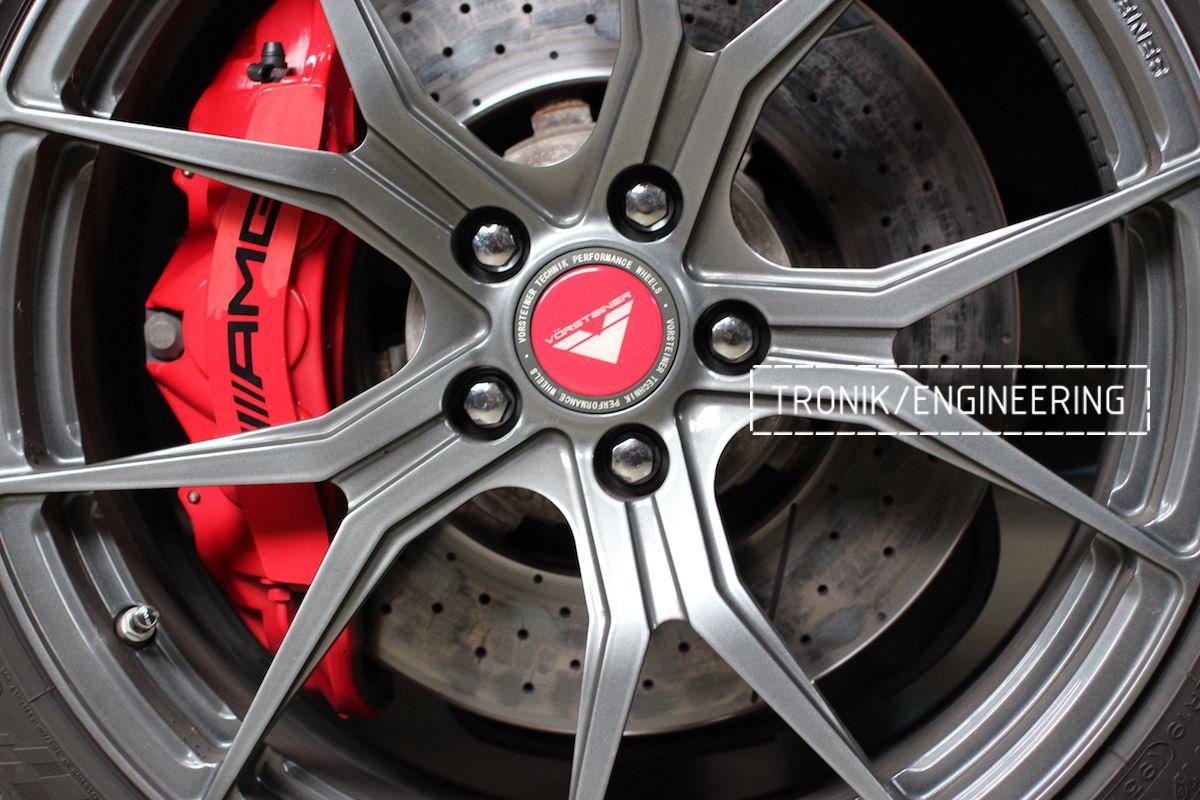 Wheel, front brake system: rotor 360-36