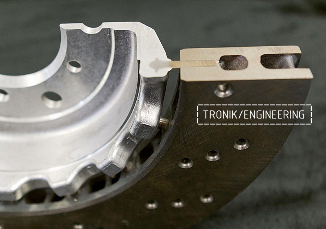 Материалы и конструкция тормозных дисков. Фотография 8