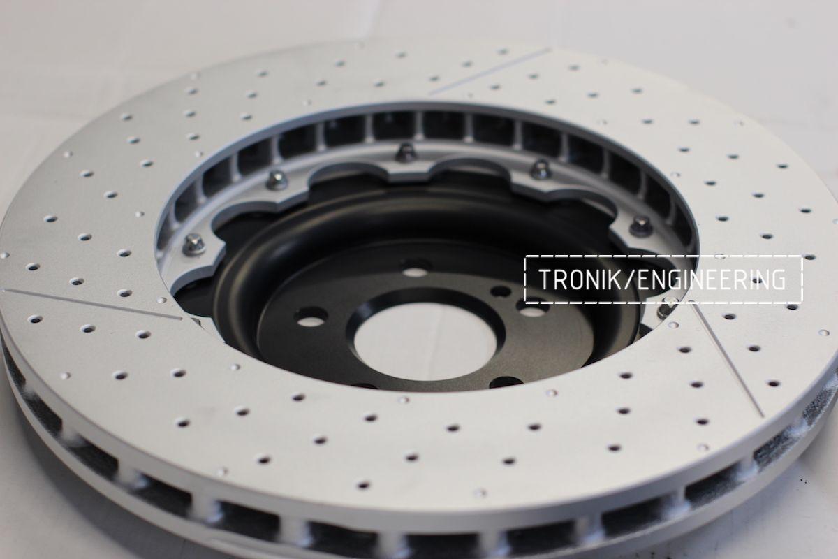 Brembo rotor 390-36. Photo 1