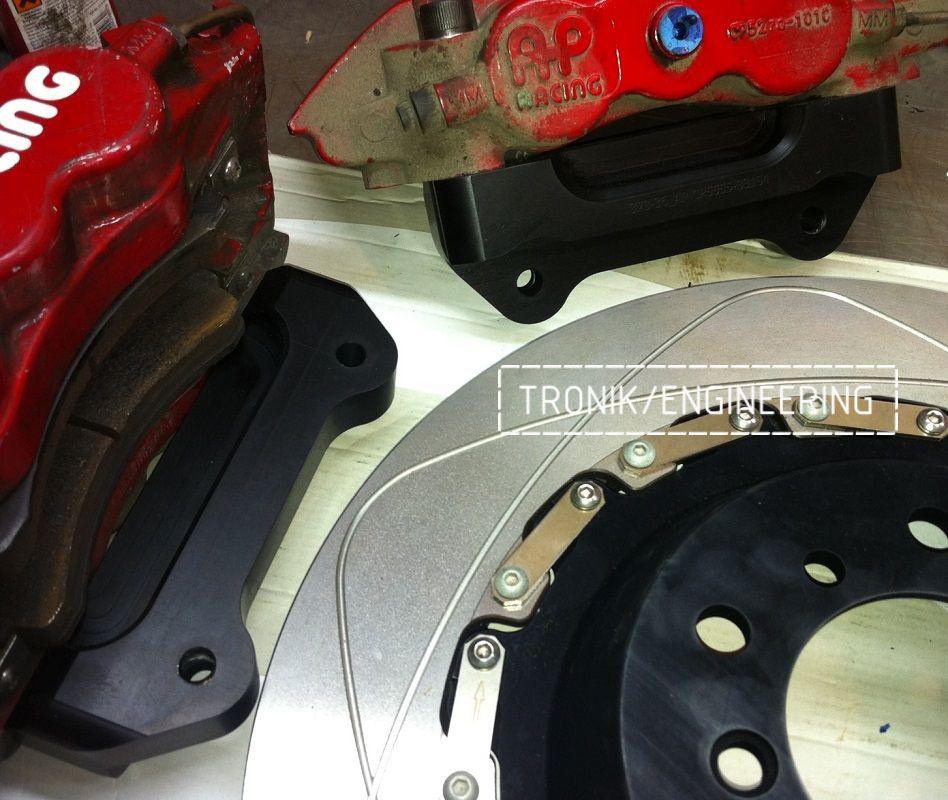 Проектирование и изготовление комплектующих для сборки тормозной системы AP Racing. Фотография 8