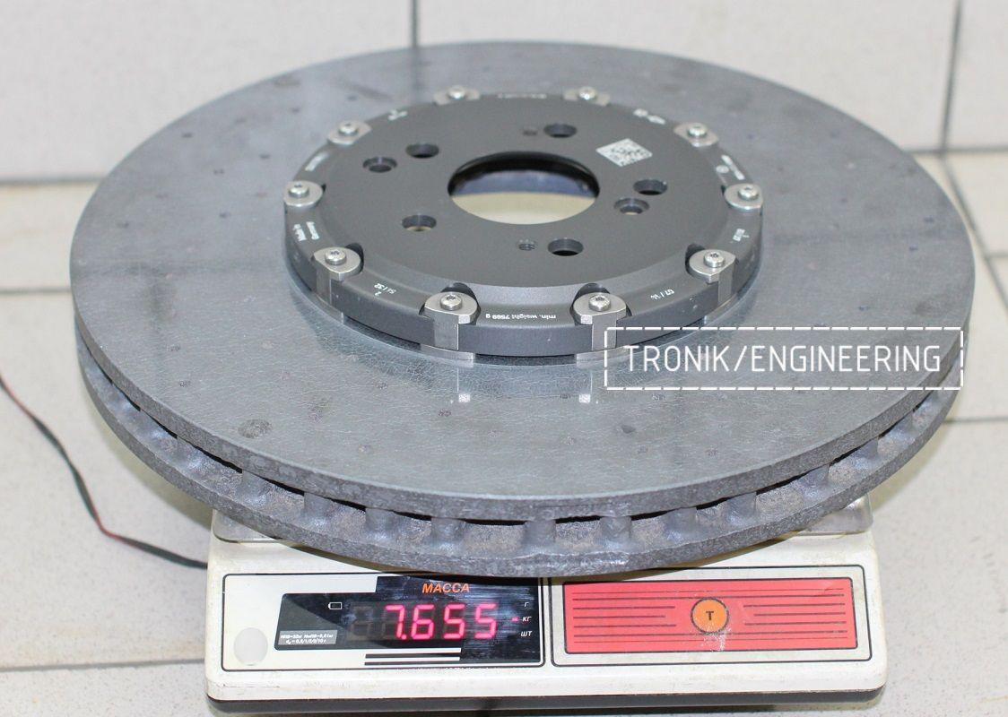 Материалы и конструкция тормозных дисков. Фотография 2