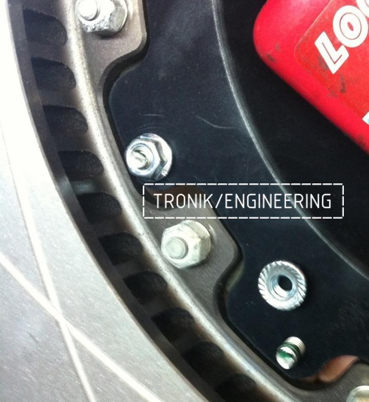 Проектирование и изготовление комплектующих для сборки тормозной системы AP Racing. Фотография 7