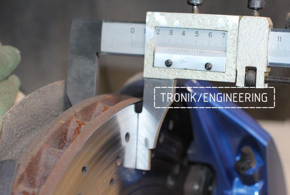Замена тормозных колодок в многопоршневых суппортах Brembo. Фотография 2