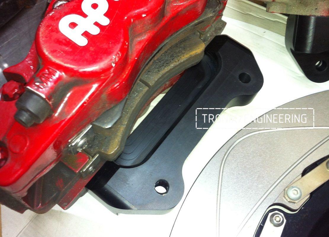 Проектирование и изготовление комплектующих для сборки тормозной системы AP Racing. Фотография 9