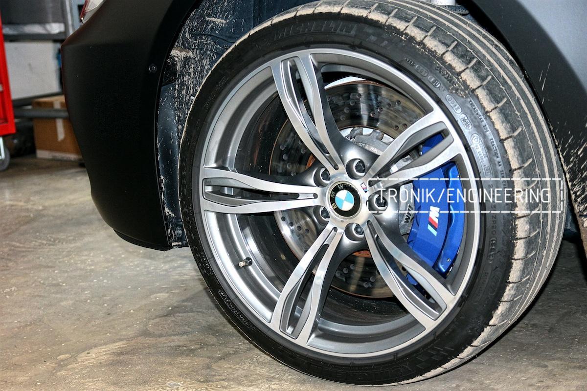 Тормозная система BMW M6 F06. Фото 1