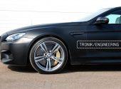 Комплект дооснащения карбон-керамической тормозной системой BMW M6 F06