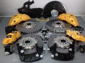 Карбон-керамическая тормозная система BMW X5 F95