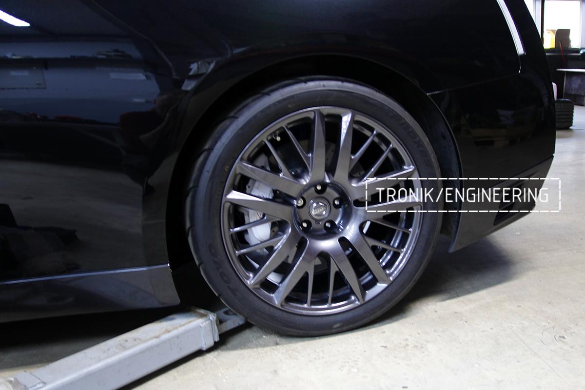Комплект карбон-керамической тормозной системы Nissan GT-R. Фотография 17
