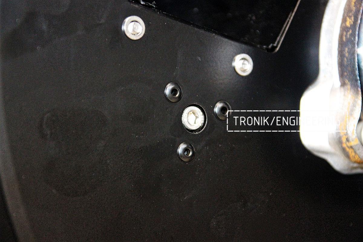 Комплект карбон-керамической тормозной системы BMW X6 F96. Фотография 24