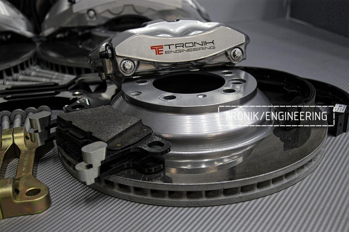 Комплект тормозной системы AUDI Q7. Фото 6