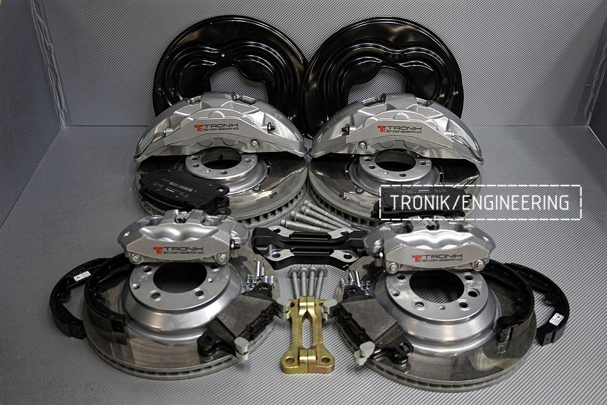 Комплект тормозной системы AUDI Q7. Фото 3
