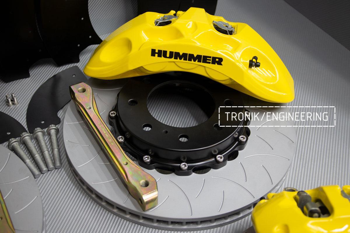 Тормозная система Hummer H2. Фотография 7