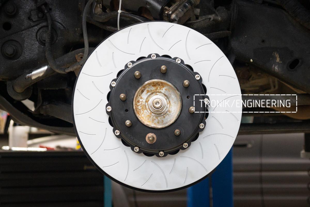 Тормозная система Hummer H2. Фотография 17