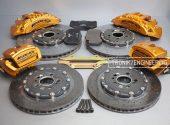 Карбон-керамическая тормозная система Mercedes-Benz AMG GT53