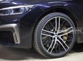 Карбон-керамическая тормозная система BMW G12