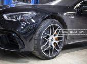 Карбон-керамическая тормозная система Mercedes-Benz AMG GT W290