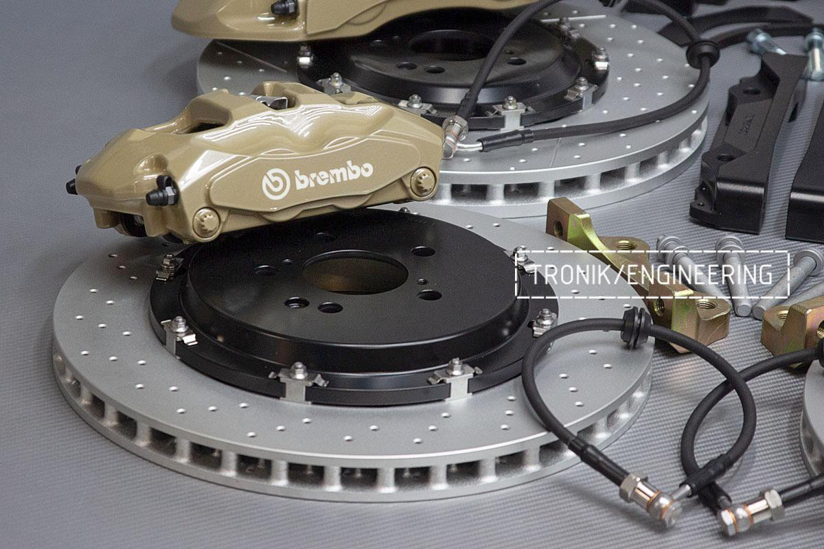 Mercedes-Benz W447 V-class brakes. pic 2