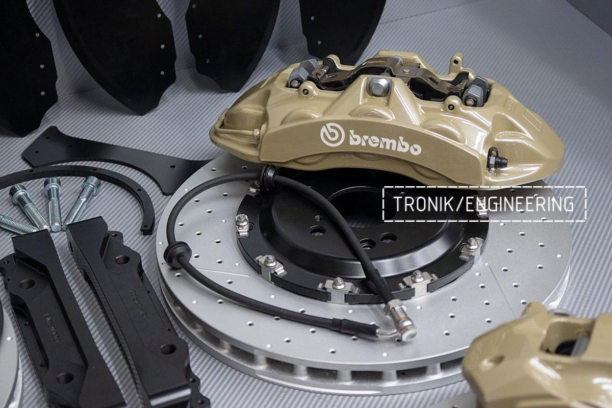 Mercedes-Benz W447 V-class brakes. pic 6