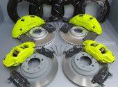 Комплект дооснащения тормозной системой Porsche Cayenne 9YA