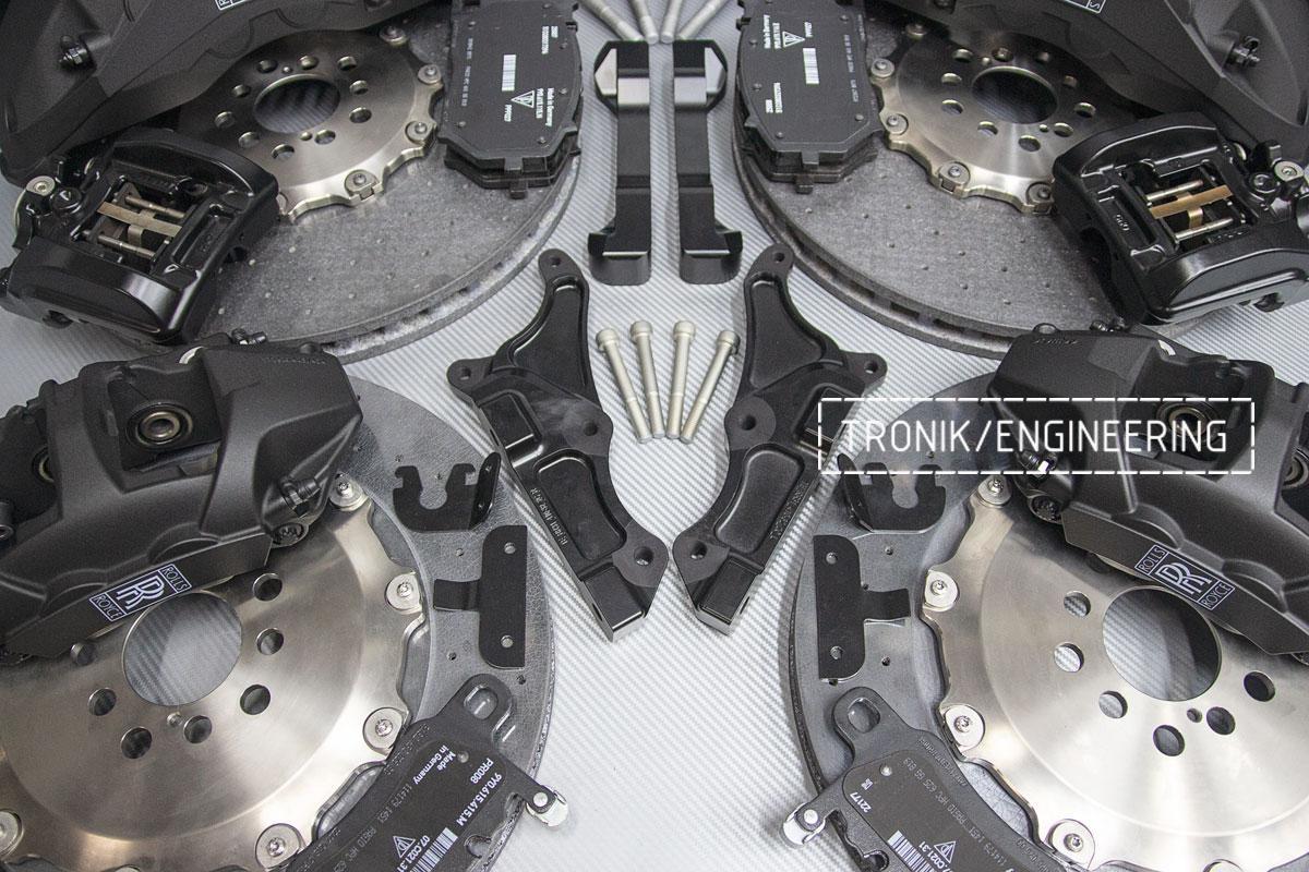Rolls-Royce carbon-ceramic brakes. pic 11