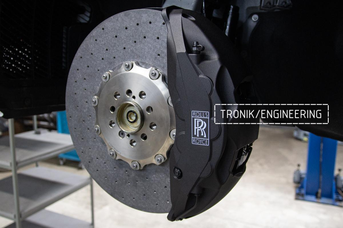 Rolls-Royce carbon-ceramic brakes. pic 15