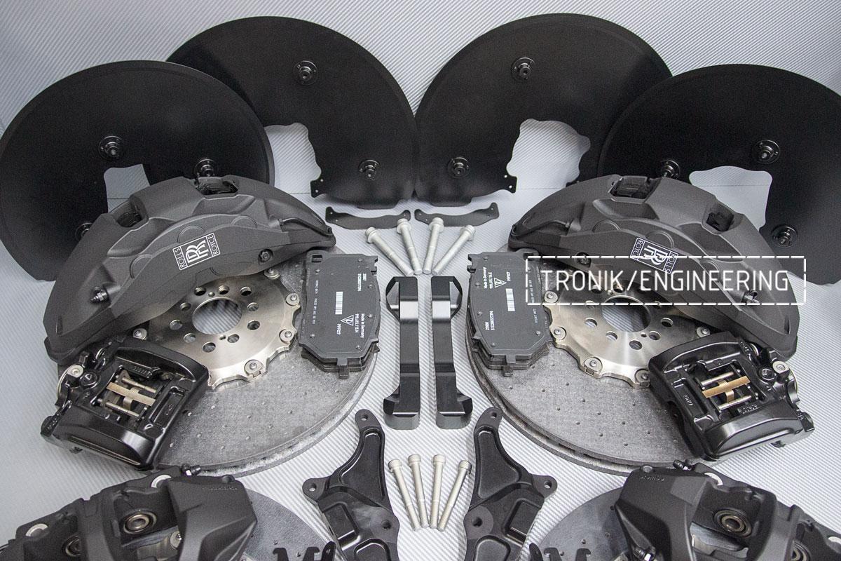 Rolls-Royce carbon-ceramic brakes. pic 8