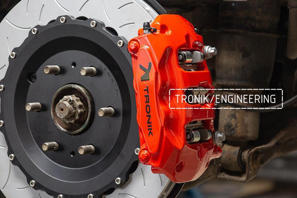Комплект тормозной системы Infiniti QX56. фото 14