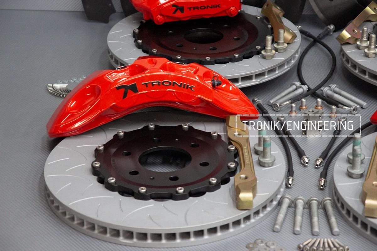 Комплект тормозной системы Infiniti QX56. фото 3
