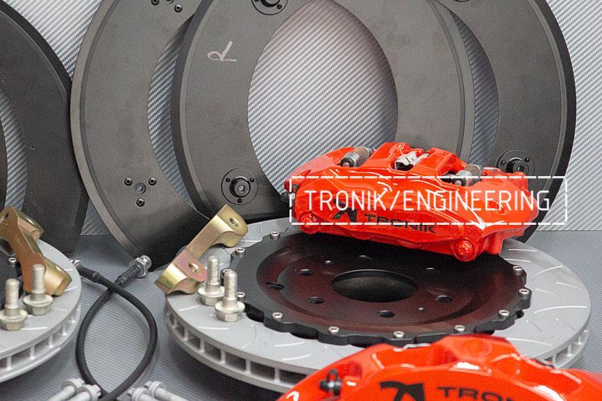 Комплект тормозной системы Infiniti QX56. фото 4