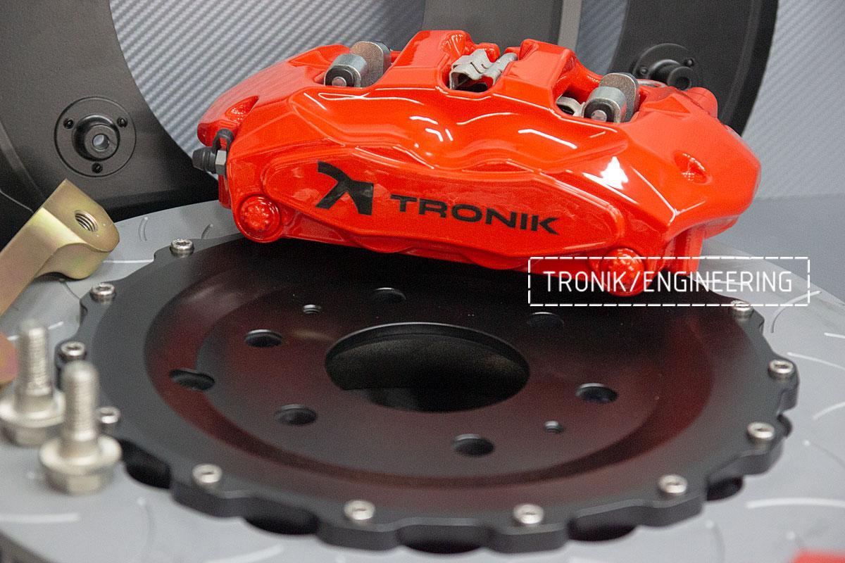 Комплект тормозной системы Infiniti QX56. фото 7