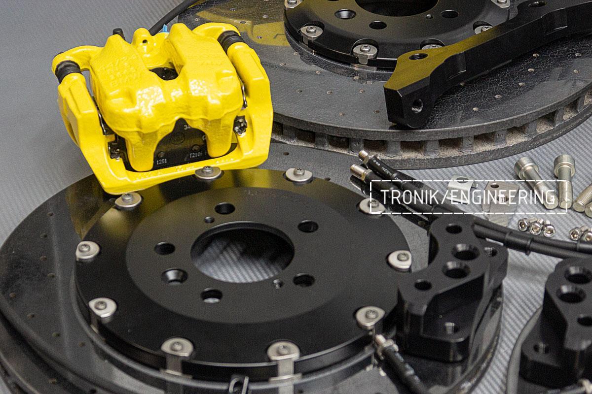 Land Rover L405 Карбон-керамическая тормозная система_9