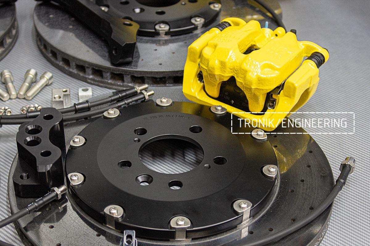 Land Rover L405 Карбон-керамическая тормозная система_7