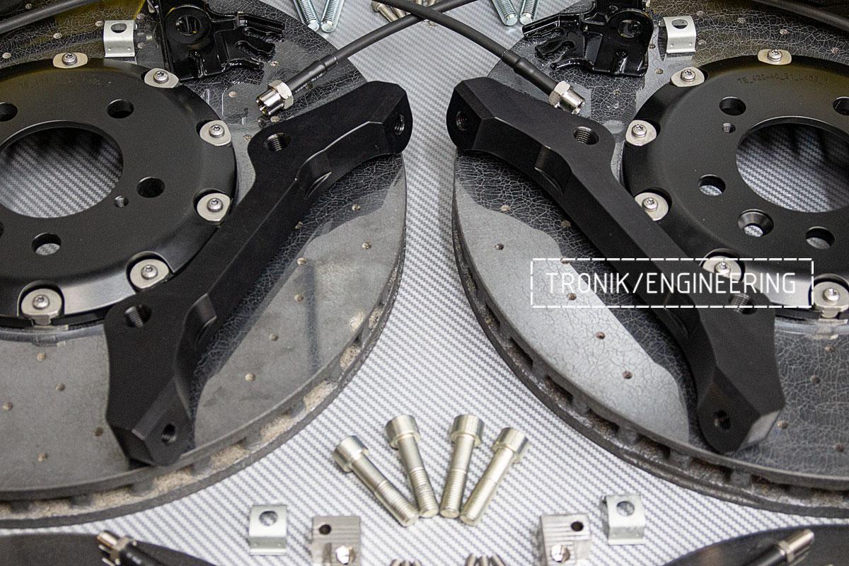 Land Rover L405 Карбон-керамическая тормозная система_5