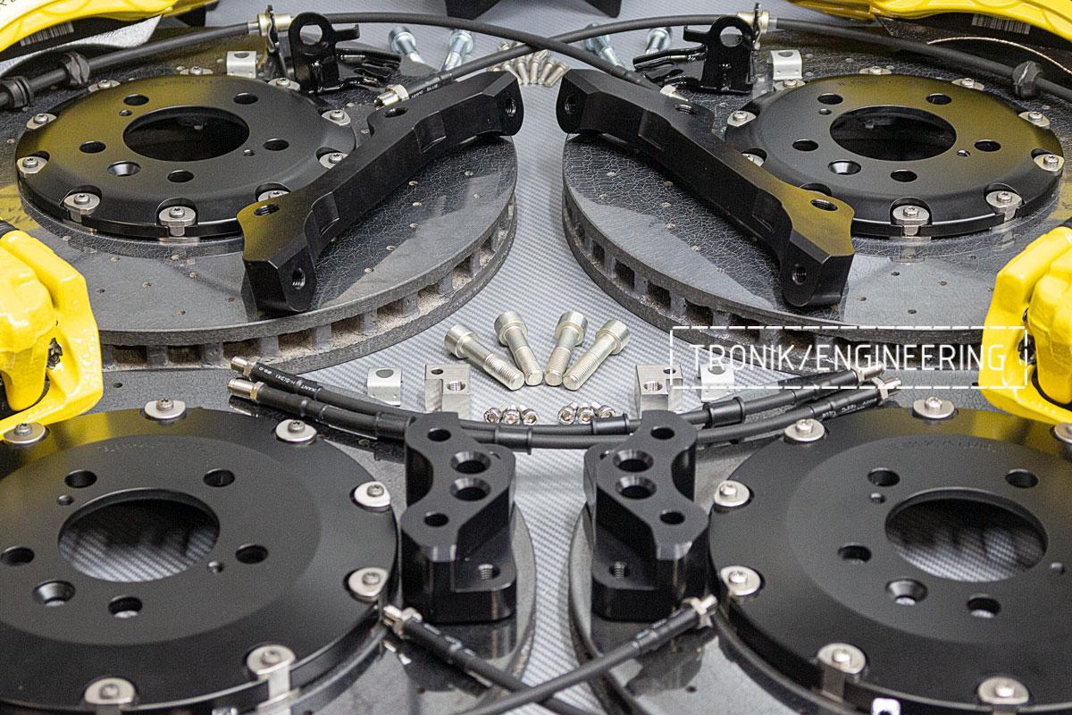 Land Rover L405 Карбон-керамическая тормозная система_3