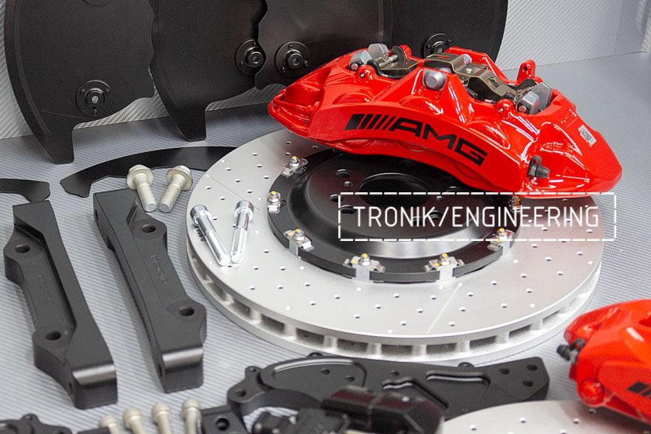 Комплект тормозной системы Mercedes-Benz W167. фото 3