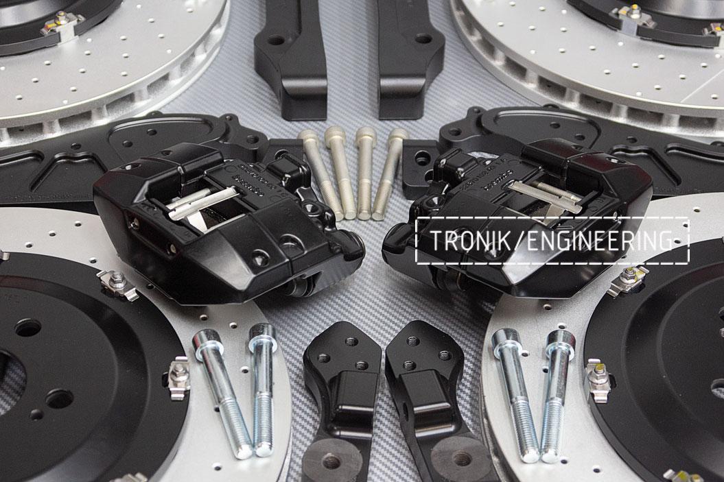 Комплект тормозной системы Mercedes-Benz W167. фото 5