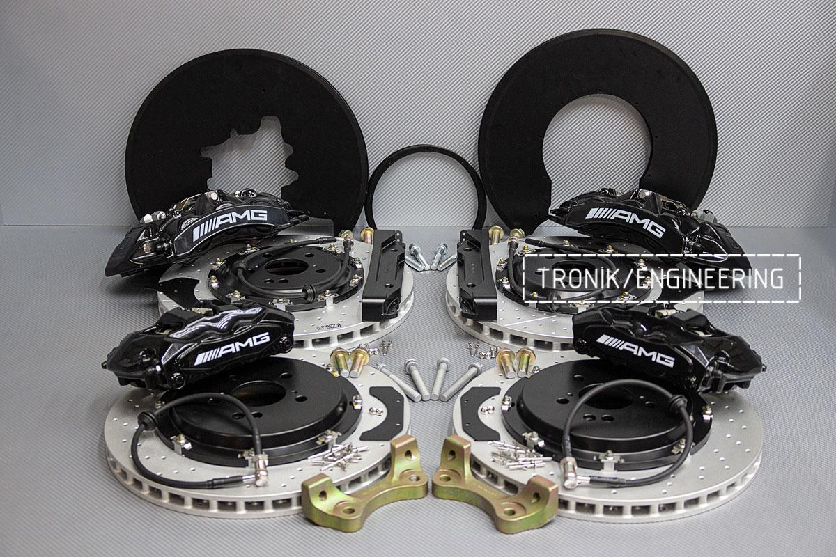 Тормозная система Mercedes-Benz W447. фото 10