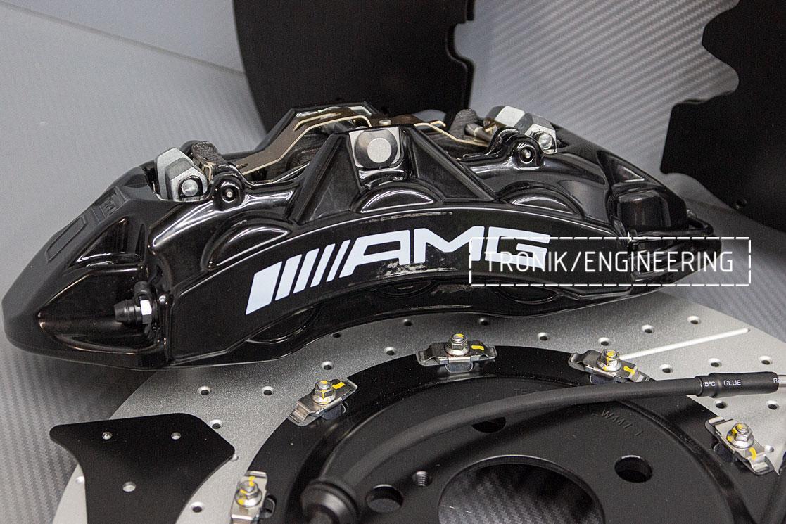 Тормозная система Mercedes-Benz W447. фото 7