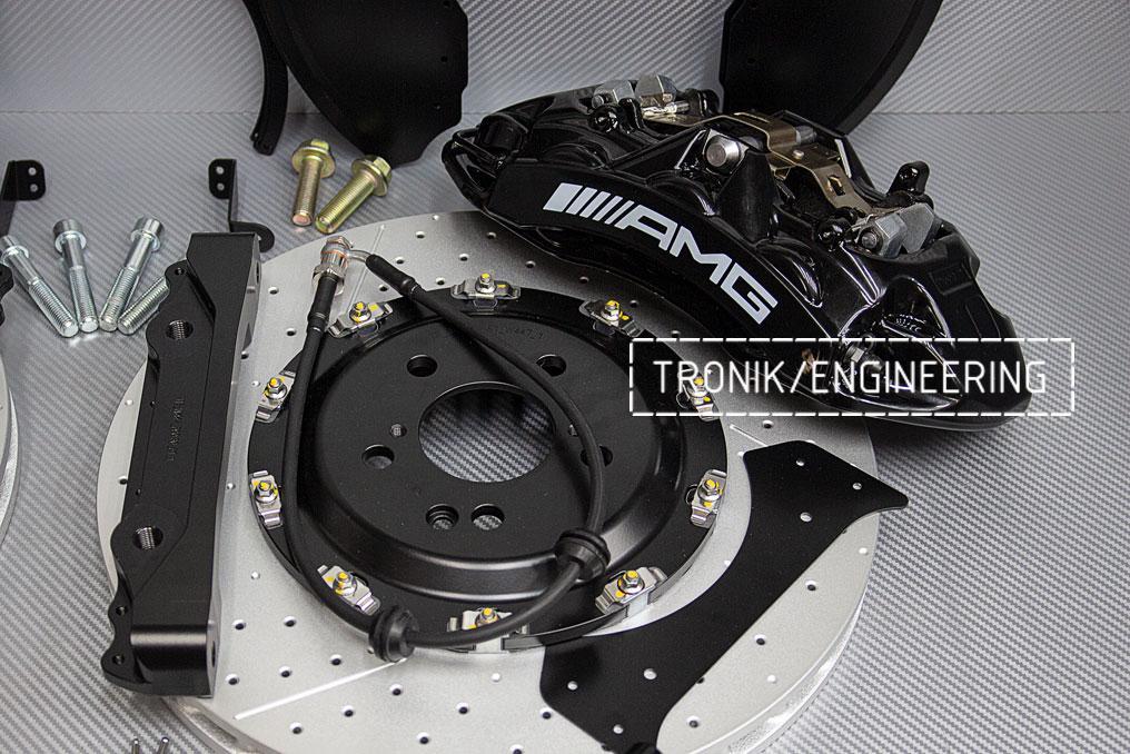 Тормозная система Mercedes-Benz W447. фото 9