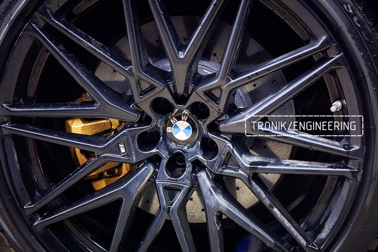 Карбон-керамическая система BMW X5/X6/X7 для F95/ F96 / G05 / G06 / G07. Фото 6
