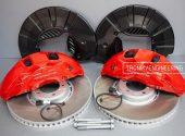 Комплект тормозной системы Porsche Panamera 971