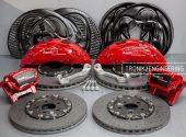 Карбон-керамическая тормозная система Audi SQ8