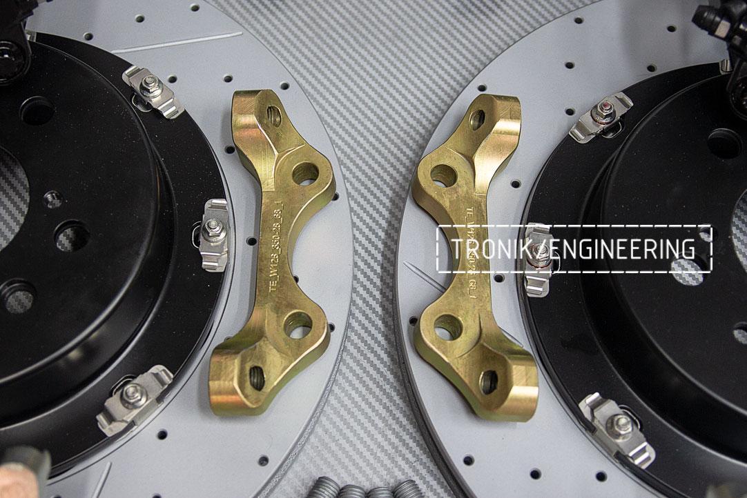 Комплект тормозной системы Mercedes-Benz W126. Фото 10