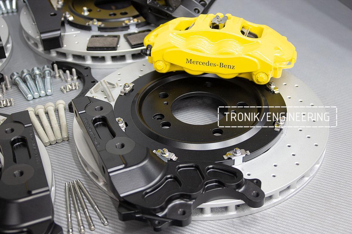 Комплект тормозной системы Mercedes-Benz W463276. фото. 1
