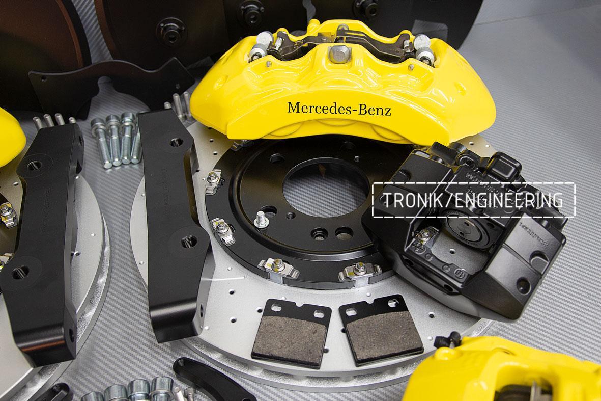 Комплект тормозной системы Mercedes-Benz W463276. фото. 5