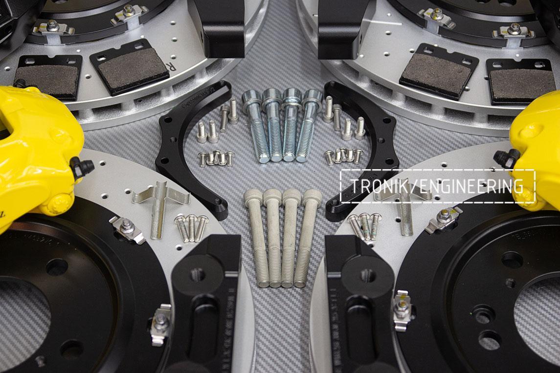 Комплект тормозной системы Mercedes-Benz W463276. фото. 6
